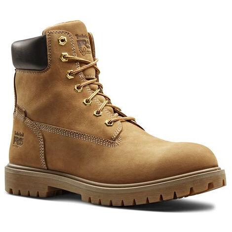 Chaussures de sécurité S3 HRO SRC WR Timberland PRO ICONIC Miel 39