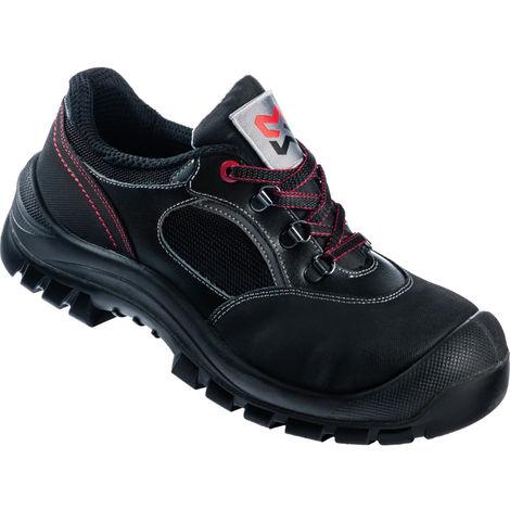 Chaussures de sécurité S3 SRC HRO Heat basses Noires