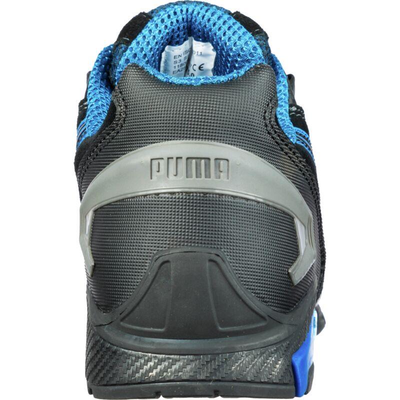 Chaussures de sécurité basses Rio Black Low S3 SRC Puma Safety | 642750