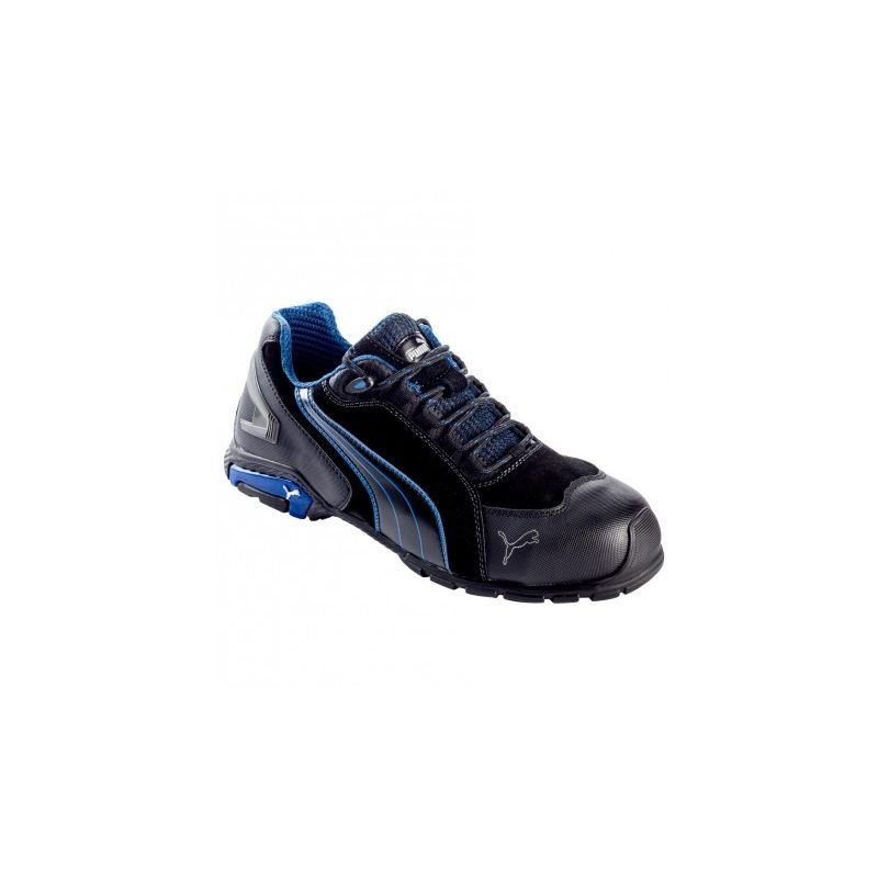 los angeles 7268f 99a32 Chaussure sécurité Rio Black low S3 P46 PUMA 642750-46