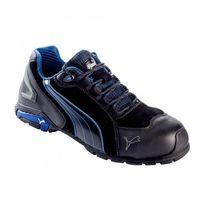 83f59c80f7ded Chaussures de sécurité S3 SRC Puma Rio noires bleues