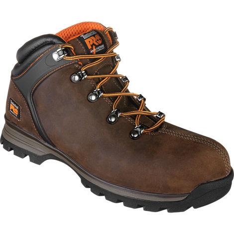 Chaussures de sécurité S3 SRC Splitrock XT Timberland Pro brunes