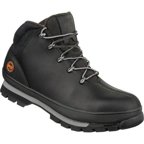 a649e2c7d407ec Chaussures de sécurité Timberland Pro Splitrock S3 SRB HRO black ...