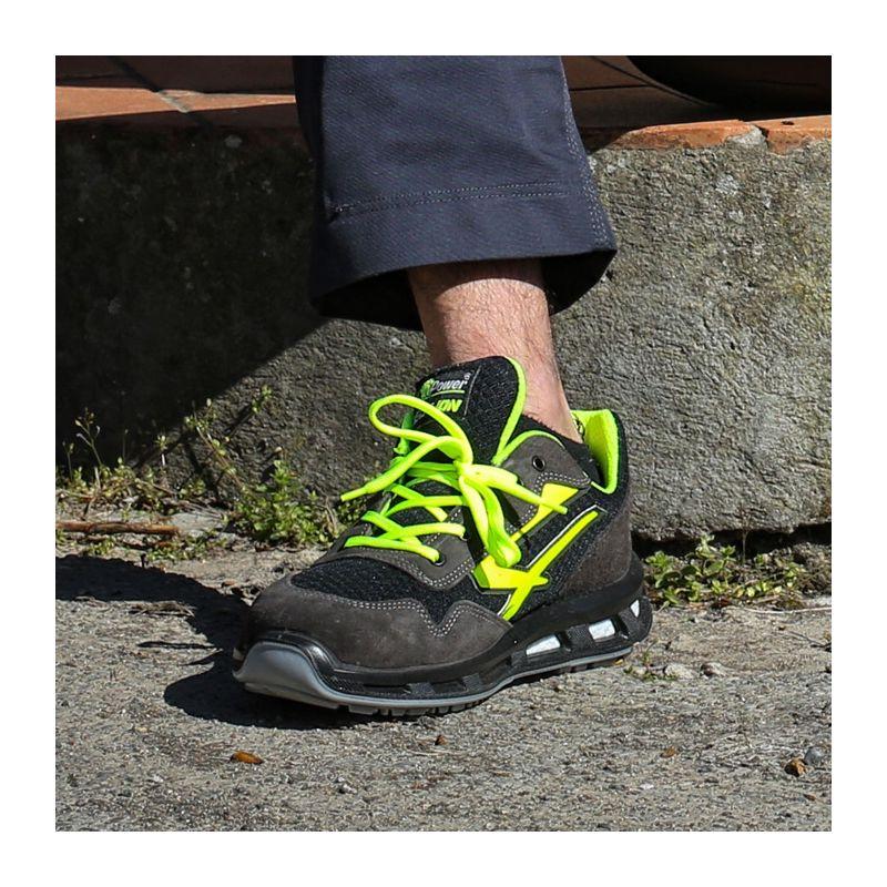 Chaussures de sécurité U Power Yellow S1P SRC Nouveau pour octobre 2018