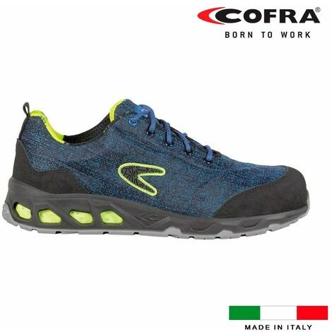 Chaussures de segurite cofra reused s1 taille 45.