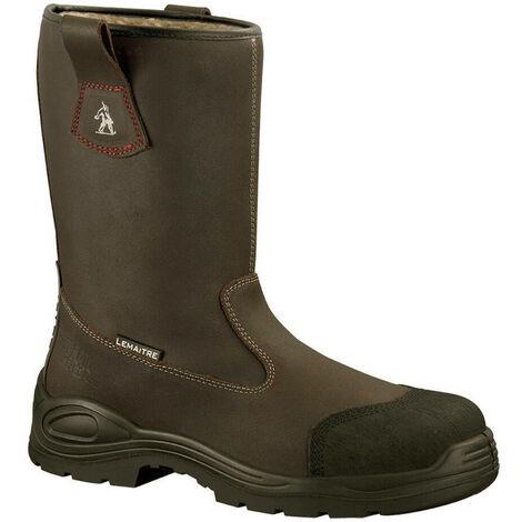 Chaussures de travail > Chaussures de sécurité > Bottes de sécurité