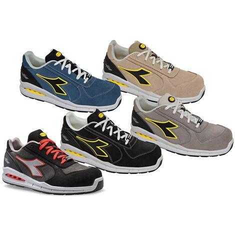 Chaussures de travail Diadora Run Net Airbox Geox Low S3 SRC