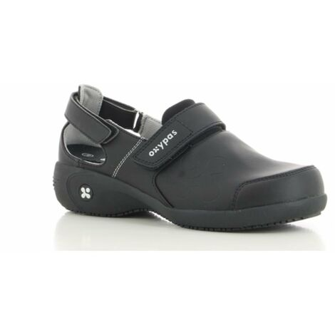 Chaussures de travail Oxypas SALMA ESD SRC Noir