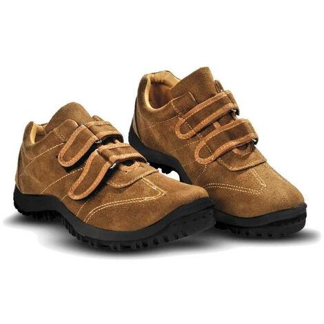 Chaussure caterpillar sheffield marron à prix mini