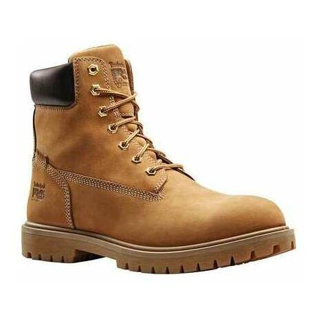 Chaussures hautes de sécurité Iconic Timberland Pro - Beige clair - Taille 47 - Sélection Cazabox