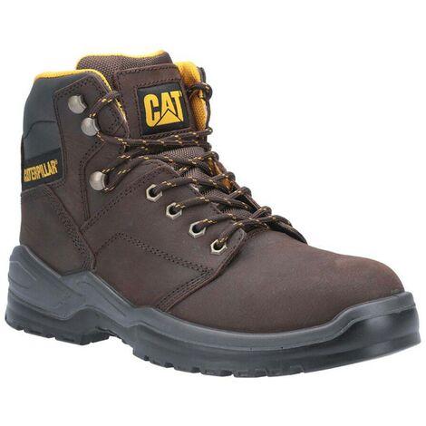 Chaussures hautes de sécurité S3 SRC Caterpillar STRIVER Marron 44