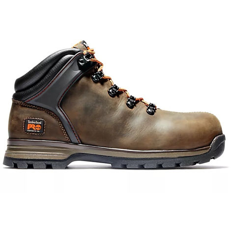 Chaussures hautes Splitrock TIMBERLAND PRO - miel - A1YWH231 WHTT345