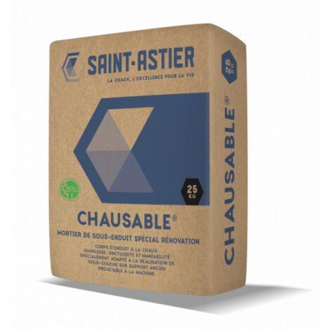 Chaux Chausable Saint-Astier Sac de 25 kg | sac(s) de 0 0 - Sac de 25 kg