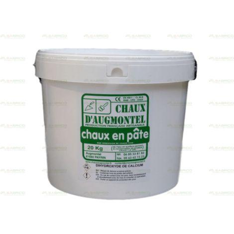 Chaux d'Augmontel en pâte Seau de 20kg | Seau(x) de 0 0 - Seau de 20kg