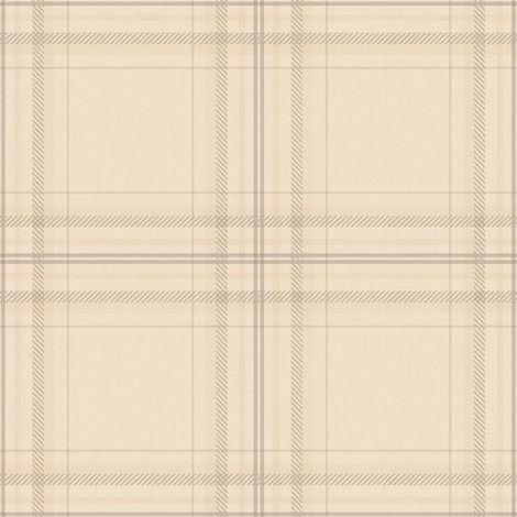 Check Wallpaper Checked Plaid Tartan Chequered Lined Beige Linen Holden Decor