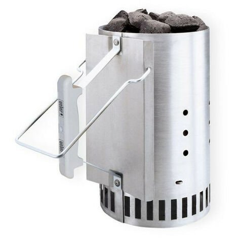 Cheminee d'allumage rapidfire - pour barbecues charbon
