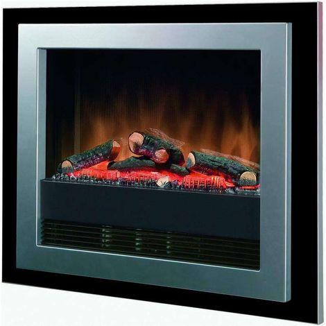 Cheminée décorative Bizet - 1000/2000W - Optiflame