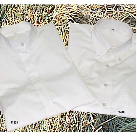 Chemise de compétition à manches longues élastiquée pour adultes Sartore