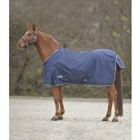 Chemise de pluie cheval avec sursangles