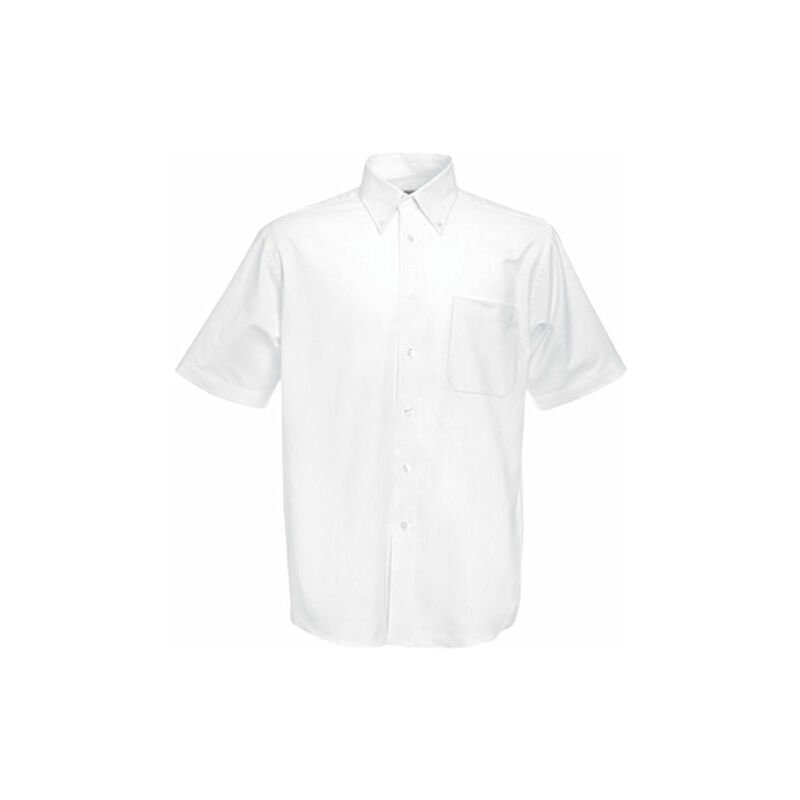 Manches Chemise Oxford65 112 Courtes 0 Homme beW9EH2YDI