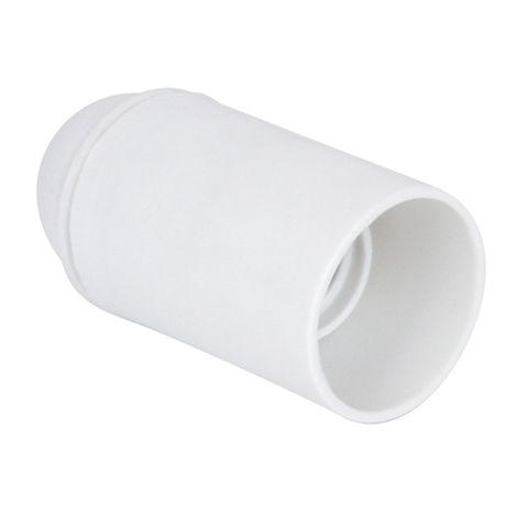 Chemise lisse raccord 10mm blanc - Debflex