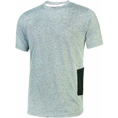 CHEMISE U-POWER ROAD COULEUR GRISE TAILLE S EY138GS/S