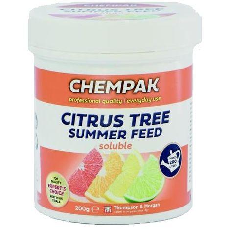 Chempak Citrus Summer Paint / Fruit Feed - 200g