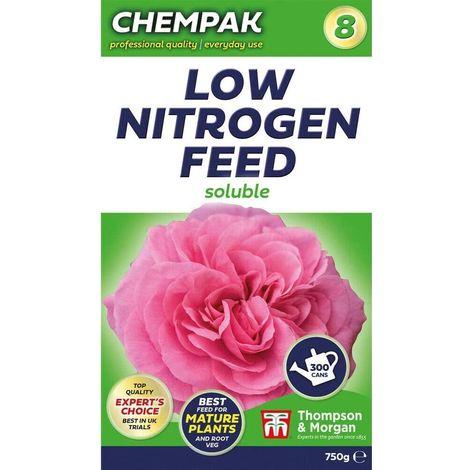 Chempak Liquid Fertilizer No.8 Low Nitrogen Feed Plant Food Grow More - 800g