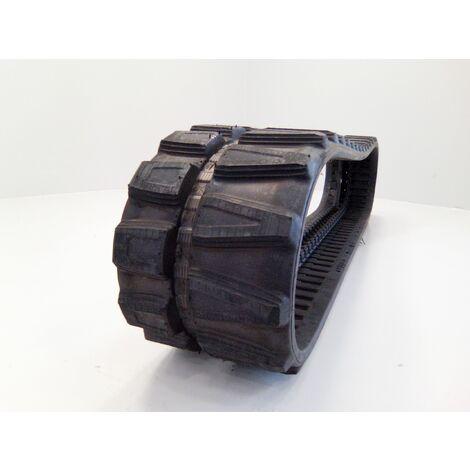 Chenille caoutchouc 300 X 78 X 55.5 O J SA (OFFSET) (34, 20) CAMSO SD TRACK - -