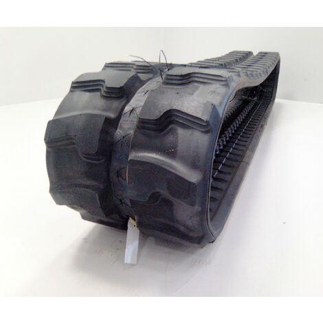 Chenille caoutchouc 300 X 80 X 52.5 V1 I SA-R (NARROW) (31, 23) CAMSO SD TRACK - -