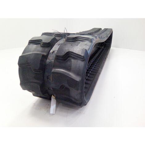 Chenille caoutchouc 400 X 74 X 72.5 V1 I WA-R (NARROW) (40, 25) CAMSO SD TRACK - -