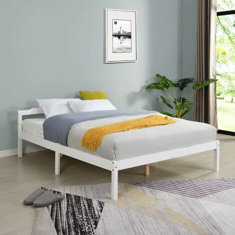 """main image of """"Cherry Tree Furniture Curran FSC-Certified Solid Wood Bed Frame"""""""