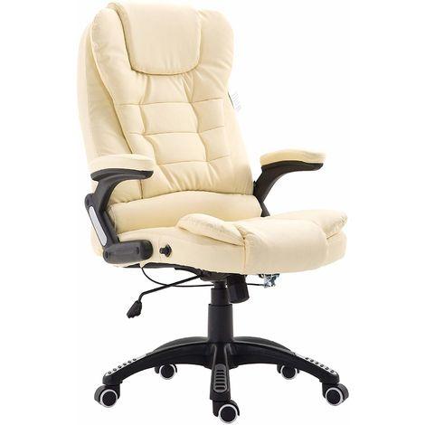 Cherry Tree Furniture Fauteuil de bureau extra rembourré et inclinable Executive (Standard)