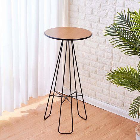 Cherry Tree Furniture Korla Bar Furniture, Kitchen Bistro Furniture with Solid Wood Veneer & Hairpin Legs