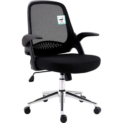 Remarkable Cherry Tree Furniture Mesh Fabric Swivel Office Chair Ibusinesslaw Wood Chair Design Ideas Ibusinesslaworg