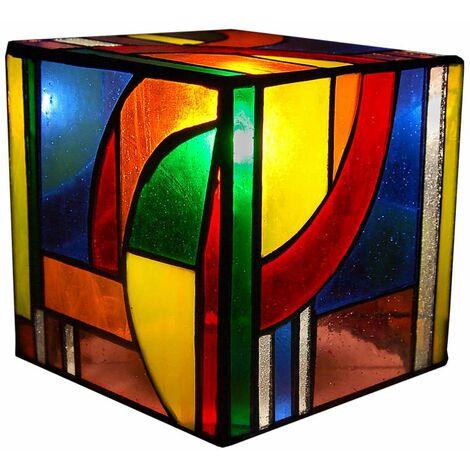 Chevet cube Kandinsky Artedalmondo TP05072