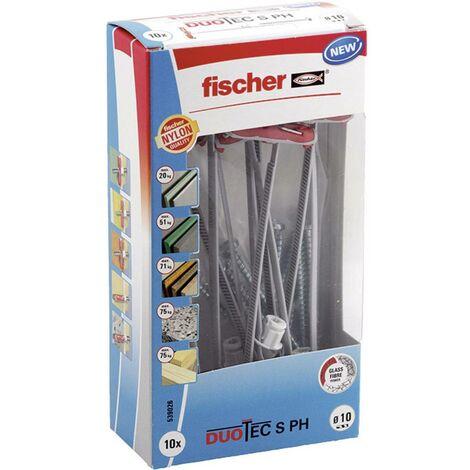 Cheville 2 éléments Fischer 539026 50 mm 10 mm 10 pc(s)