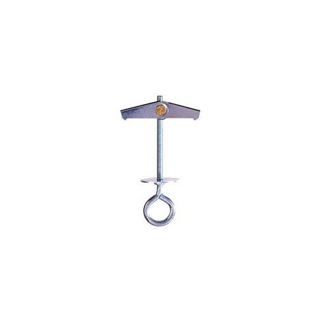 CHEVILLE A BASCULE FISCHER M5X70 ACIER ZING BLANC KDR5   Conditionnement: Unitaire