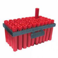 Cheville à expansion en plastique (grille) RED HEAD- plusieurs modèles disponibles