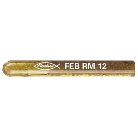 Cheville chimique feb rm10 boite de 10