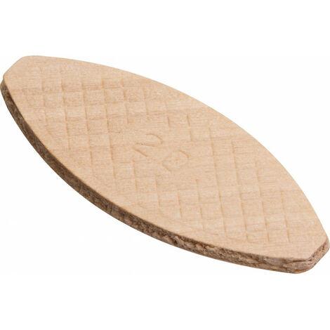 Cheville plate bois 61 x 23 x 4 50