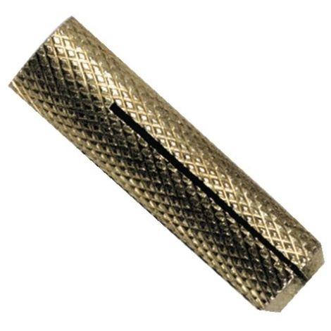 Chevilles laiton Rawlset RS à bille, diamètre 8 mm, longueur 30 mm, mm en boîte de 100