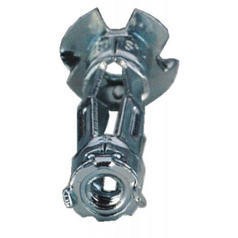 Chevilles métalliques à expansion sans vis Molly Classique, Ø perçage 11 mm, longueur 36 mm, boîte de 100 chevilles