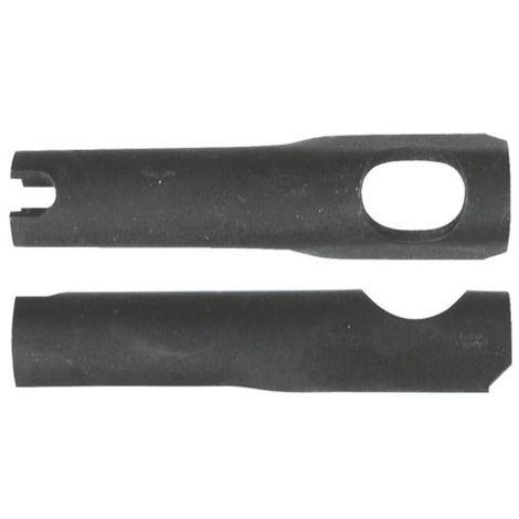 Chevilles métalliques pour suspente Z-KSP 8X42 mm en boîte de 100