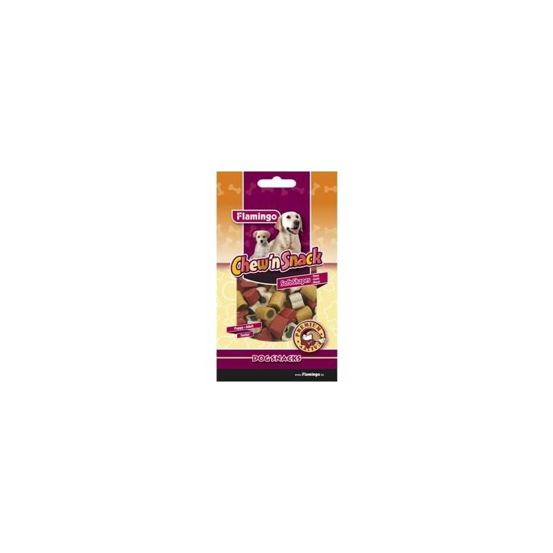 Chew'n snack meat mix 150 gr.