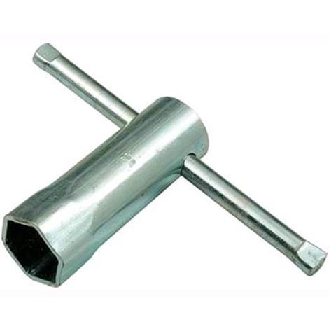 Chiave Per Candele A Tubo Spina Scorrevole Mm. 21