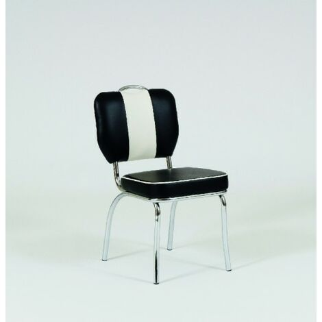 Chicago Chair Chrome Legs