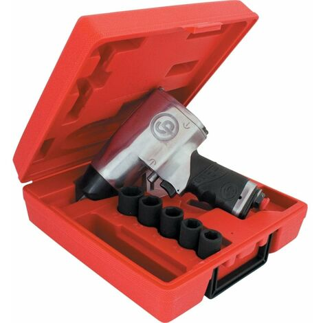 Chicago Pneumatic CP734H Air Wrench C/w Kit