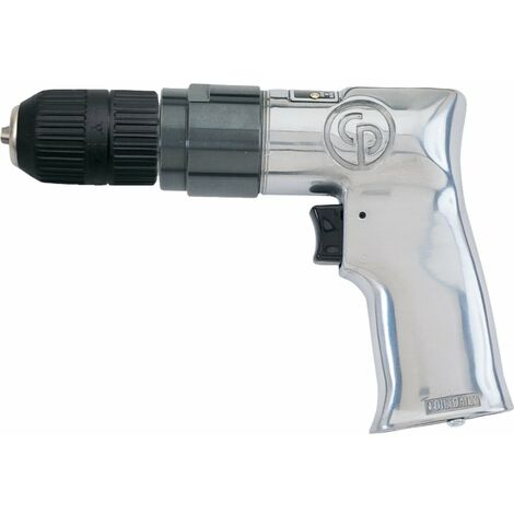 Chicago Pneumatic CP785QC - Air Pistol Drill with 10mm Keyless Chuck
