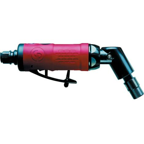 Chicago Pneumatic CP9108QB 1/4in Heavy Duty 120° Angle Mini Die Grinder